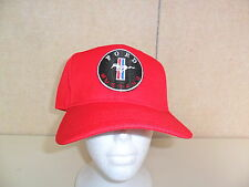 FORD MUSTANG HAT RED FREE SHIPPING GREAT GIFT