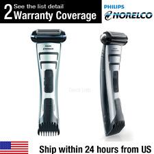 NEW Philips Norelco Bodygroom BG2040 Cordless Series 7100 Shaver Wet/Dry Shower