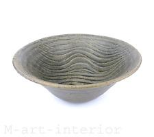 Studiokeramik signierte Schale Kumme Studio Ceramics signed Pottery Bowl