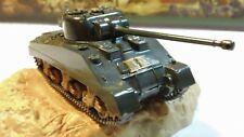 Vintage Matchbox 1:76 WWII A-34 MK-I Comet Model Kit Built Tank Diorama PK-72