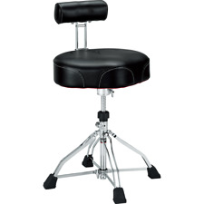 Tama 1st Chair Ergo-Rider Drum Throne With Backrest - HT741B