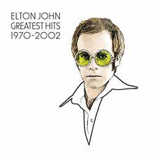 Elton John - The Greatest Hits 1970-2002 - Elton John CD ETVG The Cheap Fast The