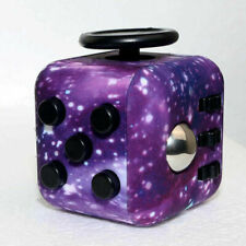 Latest Styles Starry Sky Fidget Cube Dice Anxiety Stress Attention Relief Toy