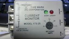 Used Time Mark Corporation Current monitor  model 173-25