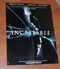 """"""" INCASSABLE """"+""""BILLY ELLIOT """" AFFICHE de CINEMA POSTER 43 X 56 cm-17'' x 22 ''"""