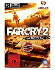Far Cry 2 Fortune's Edition Steam Pc Game Key Code Neu Global
