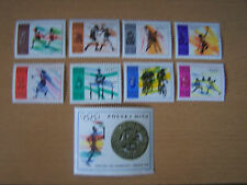 Olympics Stamp Collections & Mixtures