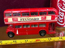 Corgi London Red Bus London Standard Oxford Street Tower Route 15 Model Car