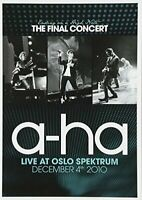 a-ha: Ending On A High Note - The Final Concert [DVD] [2011][Region 2]