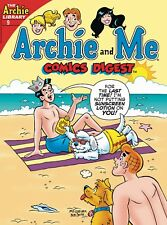 ARCHIE AND ME Comics Digest #9 NEW