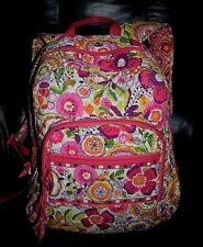 Vera Bradley Campus Backpack Clementine USED!!