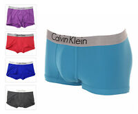 Calvin Klein Mens Boxer Microfiber Cotton Low Rise CK Trunk U5824 Underwear
