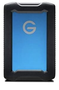 G-Technology ArmorATD 1TB Mobile External Hard Drive in Black - USB3.0 Rugged