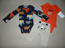 NWT, Baby boy clothes, Newborn, Carter's Tiger set/  **SEE DETAILS ON SIZE**