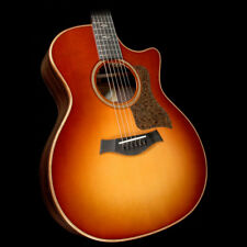 Taylor 714ce Grand Auditorium Acoustic Guitar Western Sunburst