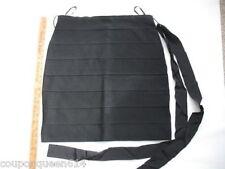 Lapis Women's Black Skirt, Polyester/Nylon, Size Medium