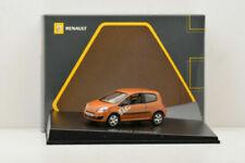 Voitures de tourisme miniatures Renault