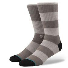 35-38 Calze e calzini da uomo grigie in misto cotone