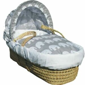 Moses Basket Bedding Set - Moses Cover Set - Choice of designs