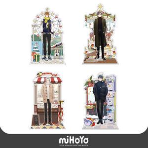 Official Tears Of Themis Lu JingHe XiaYan ZuoRan MoYi Acrylic Stand Figure Gift