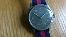 Vintage PIERPONT not Military issued watch - 1940s Radium dial - Swiss DH German