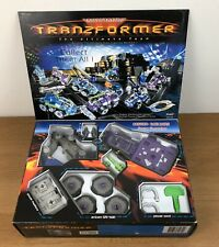 Multimac Cosmic Builders Series Tranzformer Silverlit 84172 Power Excavator 2004