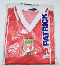 1981-1994 WREXHAM PATRICK HOME FOOTBALL SHIRT (SIZE S) - BNIB