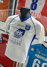 maillot jersey camiseta trikot maglia shirt aj auxerre  worn porté 2005 2006 S