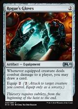 MTG Magic - (U) Core Set 2019 - Rogue's Gloves FOIL - NM/M