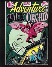 Adventure Comics #428 ~ Black Orchid ~ 1973 (7.0) WH