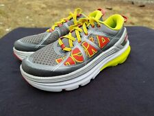 Women's Hoka One One Constant 2 Grey Acid 1009641 GAC Running Shoes Size 6.5 W