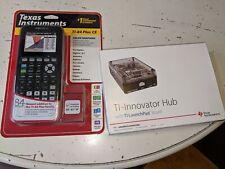 TI-84 Plus CE With Innovator Hub