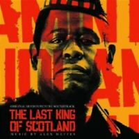 ALEX HEFFEL (COMPOSER)/OST - THE LAST KING OF SCOTLAND  CD  SOUNDTRACK  NEU