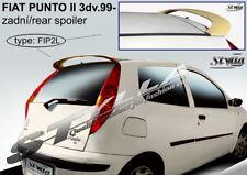 SPOILER REAR ROOF FIAT PUNTO 3 door WING ACCESSORIES