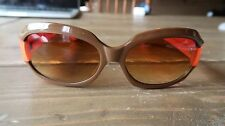 Vera Wang V200 Sunglasses in Bronze Orange ‑ 56mm AUTHENTIC