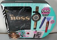 LOL Surprise Da Boss OMG Fashion Password Journal Watch New