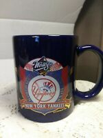 Vintage New York Yankees Coffee Mug/Tea Cup. 1999 World Series Champions