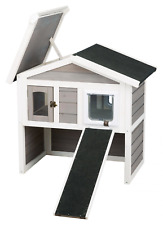 Indoor Outdoor Insulated 2 Story Cat House
