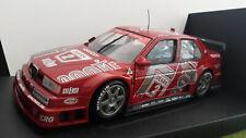 ALFA ROMEO 155 V6 TI NANNINI 1994 DTM ALFA CORSE 1/18 UT Md MINICHAMPS 180940202