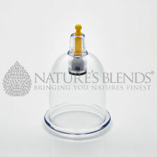 New CUPPING /HIJAMA B4 10 CUPS DISPOSABLE NATURE'S BLENDS