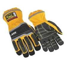 RINGERS GLOVES 268-10 Mechanics Gloves,Impact Protection,L,PR