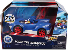 New Sonic The Hedgehog RC Car With Turbo Boost