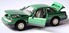 Nissan Silvia K´s Twin Cam Turbo S12 Coupé 1988-94 vert vert métallisé 1:40