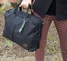 ANNA VALERIE ADOLF Handtasche Aktentasche Messenger schwarz Büro robust Geschenk