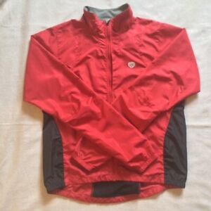 Pearl Izumi Men's Elements Jacket Red/Black, Men's Sz M, Style 4772