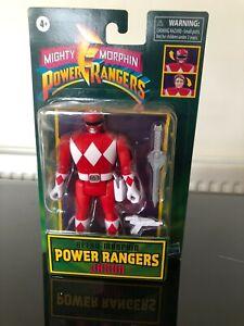 Power Ranger Retro Morpher flip head Red ranger action figure New in blister