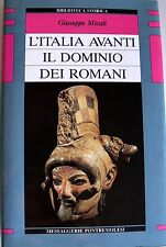 GIUSEPPE MICALI L'ITALIA AVANTI IL DOMINIO DEI ROMANI MESSAGGERIE PONTREMOLESI