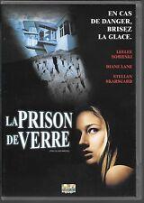 DVD ZONE 2--LA PRISON DE VERRE--SOBIESKI/LANE/SKARSGARD/