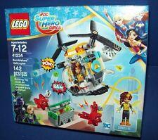 LEGO DC Super Hero Girls 41234 BUMBLEBEE HELICOPTER NIB NEW SEALED
