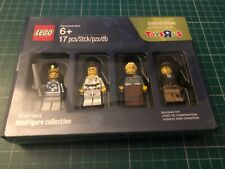 Limited edition Lego minifigure collection Warriors ToysRus Series 2 of 4